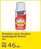 Protetor para Tecidos Scotchgard 353ml da 3M