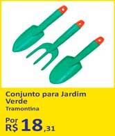 Conjunto para Jardim - Verde da Tramontina