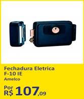 Fechadura Eletrica F-10 IE da Amelco