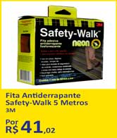 Fita Antiderrapante Safety-Walk 5 Metros da 3M