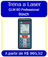 Trena a Laser GLM 80