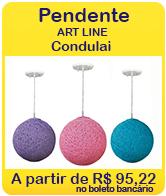 Pendente Art Line
