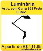 Half Luminária 393