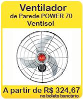 Half Ventilador POWER
