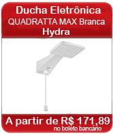 Ducha Quadratta MAX