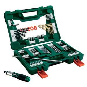 Kit de Acessórios V-Line com 91 Peças - 7195 - Bosch