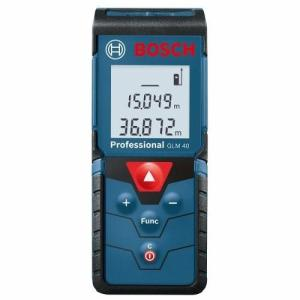 Trena a Laser GLM 40 Professional 40 Metros - 2900 - Bosch