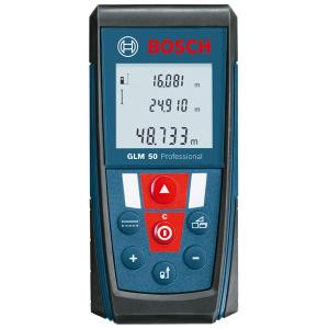 Trena a Laser GLM 50 Professional 50 Metros - 2200 - Bosch