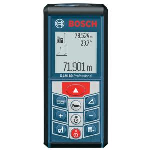 Trena a Laser GLM 80 Professional 80 Metros - 2300 - Bosch