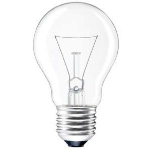Lâmpada Incandescente Centra  Clara 100W - Osram