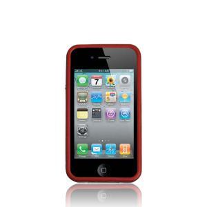 Capa Bumper para Iphone 4G e 4S - Plástico - CA04  - UNIK Iluminação