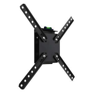 """Suporte Inclinável para TV LED/ Smart TV e 3D de 10"""" a 55"""" SBRP110 Preto - Brasforma"""