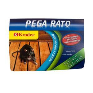Ratoeira Adesiva Pega Rato - Krodec