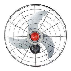 Ventilador de Parede POWER 70 Preto - Ventisol