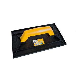 Desempenadeira de Plástico Super Lisa - 15x26 - Castor
