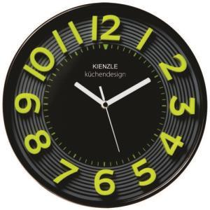 Relógio de Parede Silencioso Lime 319/1001 30cm Verde Limão - Kienzle
