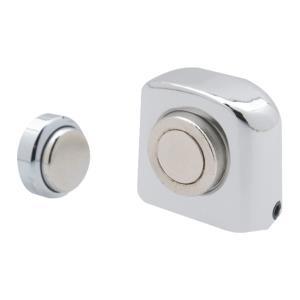 Prendedor de Porta Magnético 315 Cromado - Imab