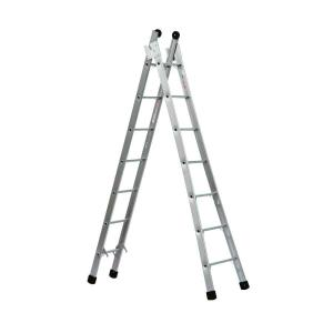 Escada Extensível 12 Degraus - 3,9x6,6 - Allfort