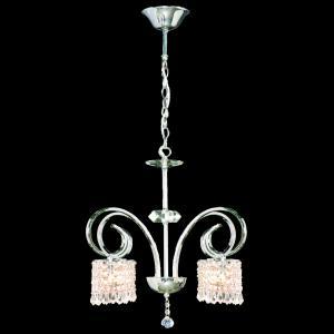 Lustre de Cristal 1806/4 - UNIK Iluminação
