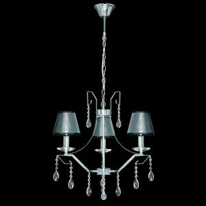 Lustre de Cristal 1812/3 - UNIK Iluminação