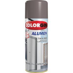 Tinta Spray Alumen 350ml - Colorgin