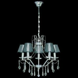 Lustre de Cristal 1812/5 - UNIK Iluminação