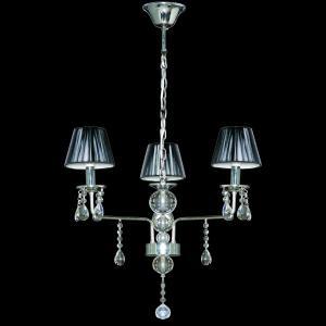 Lustre de Cristal 5201/3 - UNIK Iluminação