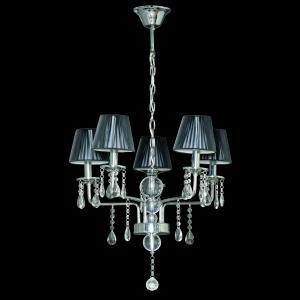 Lustre de Cristal 5201/5 - UNIK Iluminação