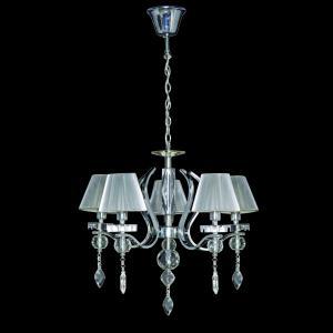 Lustre de Cristal 6107/5 - UNIK Iluminação