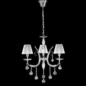 Lustre de Cristal 6114/3 - UNIK Iluminação