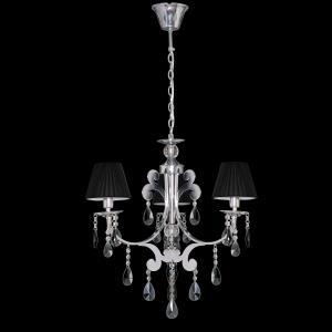 Lustre de Cristal 6131/3 - UNIK Iluminação