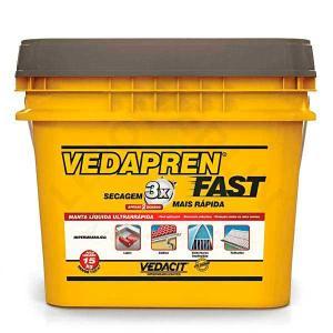 Vedapren Fast Concreto 15Kg - Vedacit