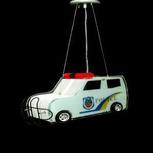 Pendente 9856 Carro de Polícia - UNIK Iluminação