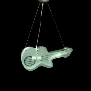 Pendente M668 Guitarra - UNIK Iluminação
