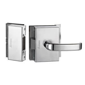 Fechadura Elétrica para Porta de Vidro Externa Cromada FV32ECRA - Amelco