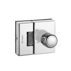 Fechadura Elétrica para Porta de Vidro Interna Cromada FV32ICR - Amelco