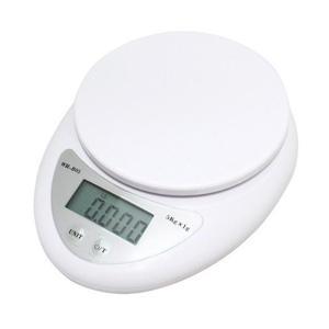 Balança Digital para Cozinha WH-B05 - Ligação