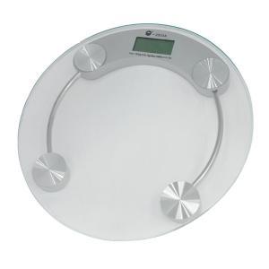 Balança Digital de Vidro até 180kg 203A - Ligação