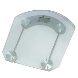 Balança Digital de Vidro até 180Kg 203B - Ligação