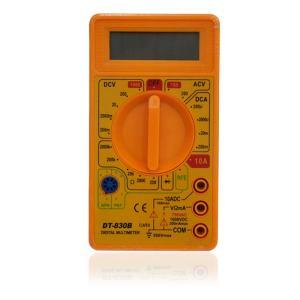 Multímetro Digital 830 - Ligação