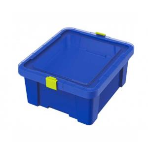 Caixa Organizadora Kids 17 Litros Azul 92550/030 - Tramontina