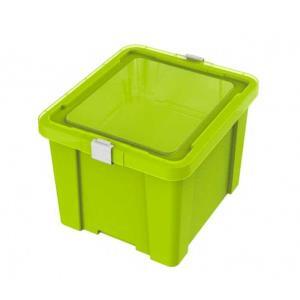 Caixa Organizadora Kids 30 Litros Verde 92551/020 - Tramontina