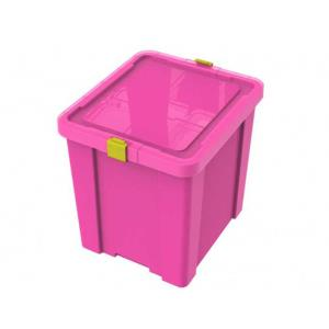 Caixa Organizadora Kids 42 Litros Rosa 92552/060  - Tramontina