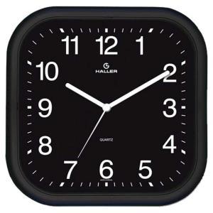 Relógio de Parede Epcot 5503/02 Preto - Haller
