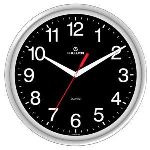 Relógio de Parede D30 5349/05 3D 30cm Prata - Haller