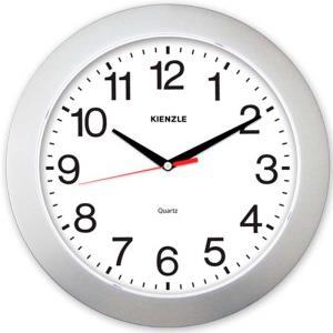 Relógio de Parede Constellation 5376/05 37cm Prata - Kienzle
