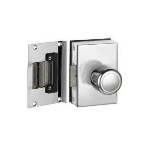 Fechadura Elétrica para Porta de Vidro Interna Cromada FV33ICR - Amelco