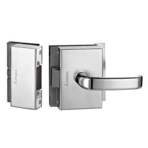 Fechadura Elétrica para Porta de Vidro Externa Cromada FV35ECRA - Amelco