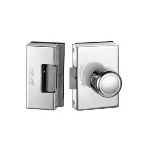 Fechadura Elétrica para Porta de Vidro Interna Cromada FV35ICR - Amelco