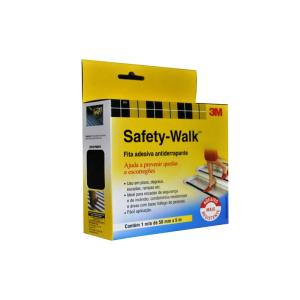 Fita Antiderrapante Safety-Walk  5 Metros - 3M